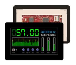 4D SYSTEMS GEN4-ULCD-70DCT-CLB