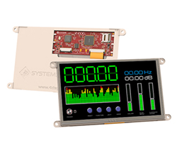 4D SYSTEMS GEN4-ULCD-70DT