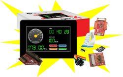 4D SYSTEMS SK-GEN4-43D-CLB-SB-PI