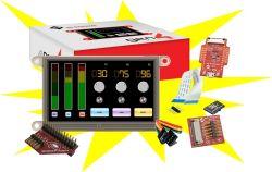 4D SYSTEMS SK-GEN4-43D-SB-PI