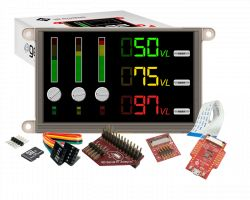 4D SYSTEMS SK-GEN4-50D-PI