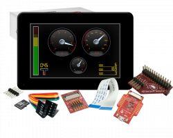 4D SYSTEMS SK-GEN4-50DCT-CLB-PI