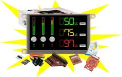 4D SYSTEMS SK-GEN4-50DT-SB-PI