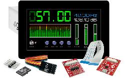4D SYSTEMS SK-GEN4-70DCT-CLB