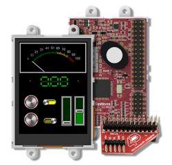 4D SYSTEMS ULCD-24PTU-PI