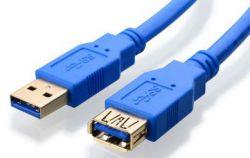 ADAM TECH CA-USB3-AM/AF-3FT