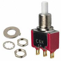 C&K 8125SHZBE