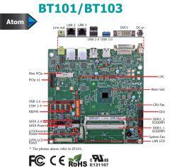 DFI BT101-BN-J00