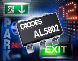 DIODES INC AL5802LPL-7
