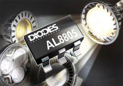 DIODES INC AL8805W5-7