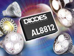 DIODES INC AL8812FDF-13