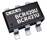 DIODES INC BCR420UFD-7