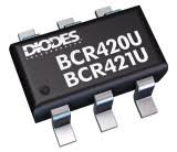 DIODES INC BCR420UFDQ-7
