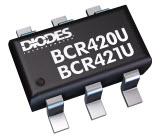 DIODES INC BCR421UFD-7
