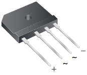 DIODES INC GBJ1508-F
