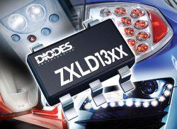 DIODES INC ZXLD1350ET5TA