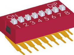DIPTRONICS DA-06-V