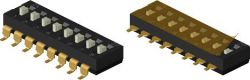 DIPTRONICS DMR-05-T-V-T/R SELECTIVE GOLD