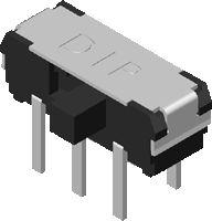 DIPTRONICS LSSM12-40-P-V-T/R