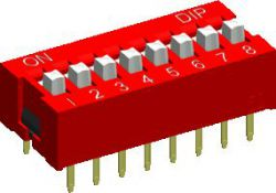 DIPTRONICS NDS-06B-V