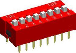 DIPTRONICS NDSR-08-V