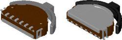 DIPTRONICS PL3-AC-V-T/R