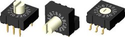 DIPTRONICS RM4AF-10R-V-T/R