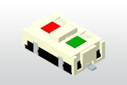 DIPTRONICS TML-3WGR-V-T/R