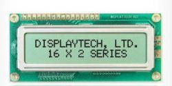 DISPLAYTEC 162B-FC-BW-3LP