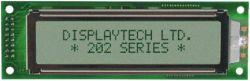 DISPLAYTEC 202A-FC-BW-3LP