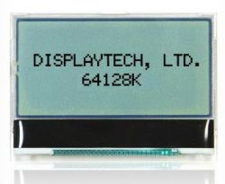 DISPLAYTEC 64128K-FC-BW-3