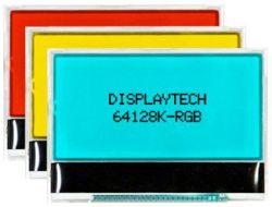 DISPLAYTEC 64128K-FC-BW-RGB