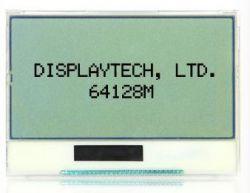 DISPLAYTEC 64128M-FC-BW-3