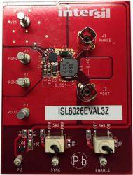 INTERSIL ISL8026EVAL3Z