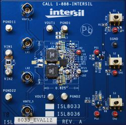 INTERSIL ISL8033DEMO1Z