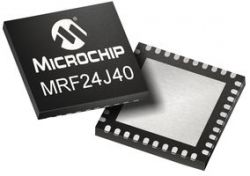 MICROCHIP MRF24J40-I/ML