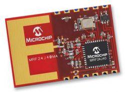 MICROCHIP MRF24J40MA-I/RM
