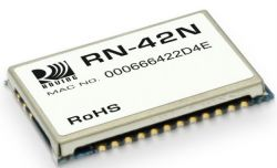 MICROCHIP RN42NU-I/RM