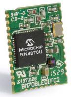 MICROCHIP RN4870U-V/RM118