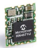 MICROCHIP RN4871U-V/RM118