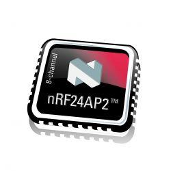 NORDIC NRF24AP2-8CHQ32-REEL