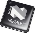 NORDIC NRF24LE1-F16Q24-R7