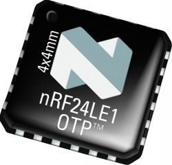 NORDIC NRF24LE1-O17Q24-T