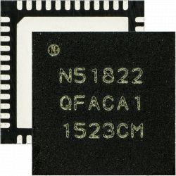 NORDIC NRF51822-QFAC-R-AX0