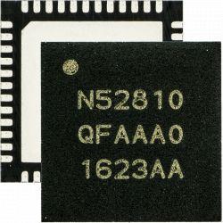 NORDIC NRF52810-QFAA-R