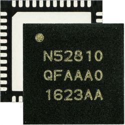 NORDIC NRF52810-QFAA-T