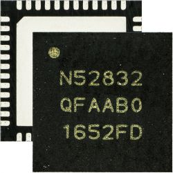 NORDIC NRF52832-QFAA-T-EX0