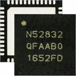 NORDIC NRF52832-QFAB-R-EX0