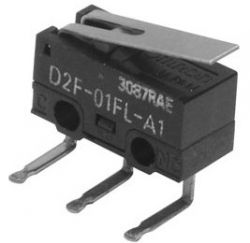 OMRON D2F