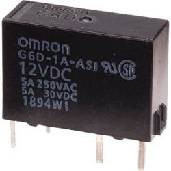 OMRON G6D1AASI12DC